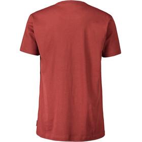 Maloja NeirM. T-Shirt Homme, maroon
